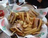 吃吃 喝喝 到處吃:總匯三明治