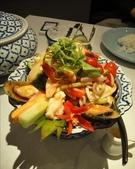 吃吃 喝喝 到處吃:涼拌海鮮