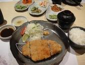 吃吃 喝喝 到處吃:紫蘇香酥豬排定食