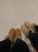 2016。:1/5 跟二姐吃飯,買雪靴