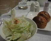 吃吃 喝喝 到處吃:凱蕯沙拉/餐前麵包