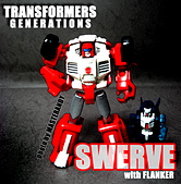 TF GENERATIONS SWERVE & FLANKER: