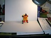 TRANSFORMERS:麥當勞快樂兒童餐玩具5-HOT SHOT
