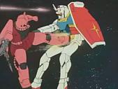 機動戰士鋼彈-0079:紅薩克飛踢