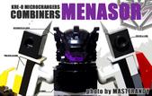 KRE-O MENASOR (MICROCHANGERS COMBINERS):