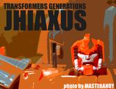 TF GENERATIONS JHIAXUS: