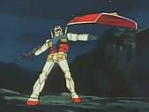 機動戰士鋼彈-0079:飛盾