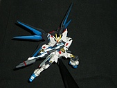 SEED THE HYBER-HYBRID MODE:ZGMF-X20A STRIKE FREEDOM GUNDAM 3
