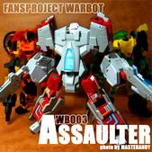 FPJ WB003 ASSAULTER: