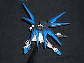SEED THE HYBER-HYBRID MODE:ZGMF-X20A STRIKE FREEDOM GUNDAM 4