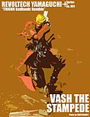 REVOLTECH TRIGUN-VASH THE STAMPEDE:cover 複製.jpg