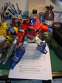 TRANSFORMERS MISCELLANEOUS:MP-04