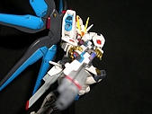 SEED THE HYBER-HYBRID MODE:ZGMF-X20A STRIKE FREEDOM GUNDAM 5