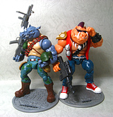 TMNT CLASSIC COLLECTION BEBOP & ROCKSTEADY: