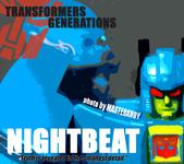 TF GENERATIONS NIGHTBEAT: