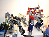 TRANSFORMERS MISCELLANEOUS:OP & Jazz movie