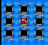 ROCKMAN:rockman3-自以為是布魯斯.JPG