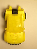 TRANSFORMERS:麥當勞快樂兒童餐玩具3-HOT SHOT