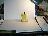 TRANSFORMERS:麥當勞快樂兒童餐玩具4-HOT SHOT