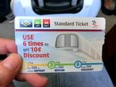 2019.09新加坡:買單程地鐵票