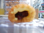 台中城門雞蛋糕:紅豆蛋糕