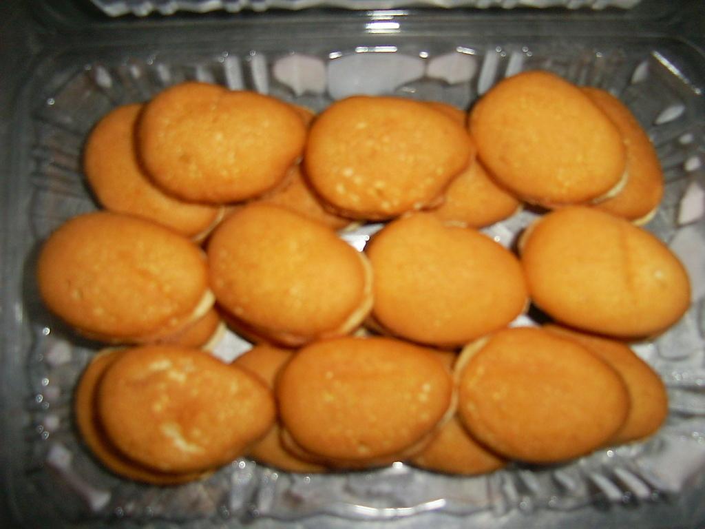 台中城門雞蛋糕:小雞蛋糕