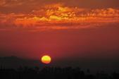 2013年初  尼泊爾-波卡拉:2013年冬 尼泊爾--波卡拉機場-日出