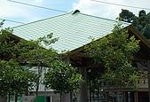 菱形鋼瓦:葫蘆墩公園