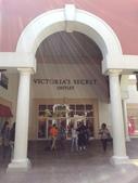 【美國佛羅里達州。奧蘭多Outlet】Orlando Premium Outlets:VICTORIA'S SECRET OUTLET
