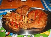 【中美洲貝里斯。美食文化】Belize:貝里斯炸雞餐一份2.5美元