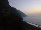 【花蓮。太魯閣】 清水斷崖 觀日出   Sunrise:面山背海.jpg