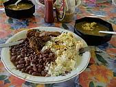 【中美洲貝里斯。美食文化】Belize:山羌肉及螺肉湯