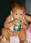 【貝里斯。生活】Belize Life就是愛海泥根:哥哥-我喜歡喝啤酒  !!Me gusta beber cerveza!!