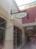 【美國佛羅里達州。奧蘭多Outlet】Orlando Premium Outlets:J.CREW