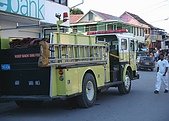 【貝里斯。生活】Belize Life就是愛海泥根:貝里斯消防車