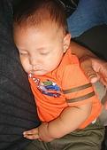 【貝里斯。生活】Belize Life就是愛海泥根:呵呵-睡著啦