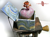 Hand-made Toys:Rose-Heart-up