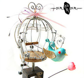 Hand-made Toys:bluebird-2