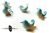Hand-made Toys:bluebird-14