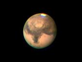 天文:台灣的星空 - 2003年火星大接近.j