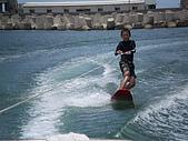 漁人休閒-滑水:滑水示範6.JPG