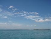 菊島漁人天空:碧海藍天