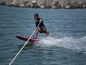 漁人休閒-滑水:滑水示範3.JPG