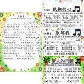 01. 第一冊 ( 台語歌曲精選集 ) :相簿封面