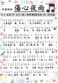 01. 第一冊 ( 台語歌曲精選集 ) :17 傷心夜雨 秀蘭瑪雅 音圓歌號43604.jpg