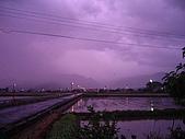 惠好晚霞:紫色天空