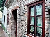 剝皮寮老街~艋舺2009/10/13:懷念的紅磚屋ㄋ