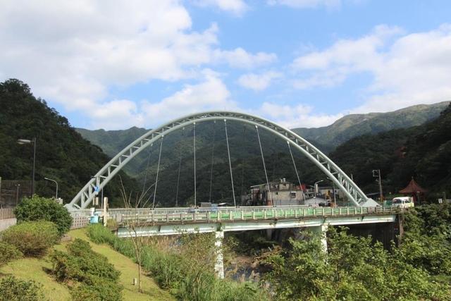 1060125猴硐介壽橋通車1060122 - 瑞芳橋樑