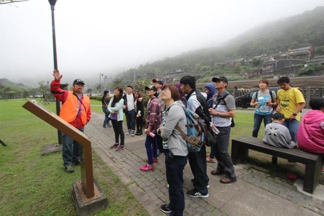 1050409猴硐煤鄉探遊賞花趣活動紀錄8 - 猴洞地方永續發展協會