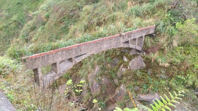 1050308內九份溪上水圳橋狀況2 - 金瓜石礦業圳道及圳橋